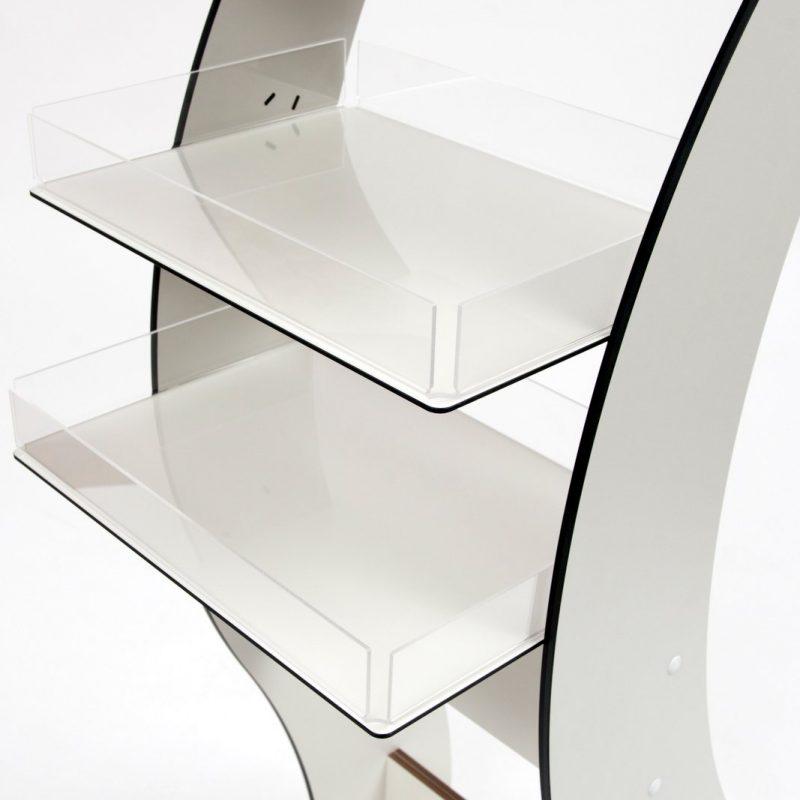 Acrylglasschalen