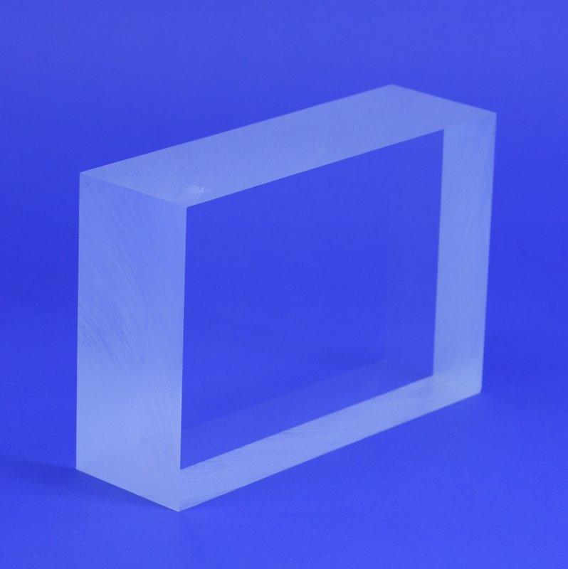 40 mm acrylglas zuschnitt transparent hofm nner ag. Black Bedroom Furniture Sets. Home Design Ideas