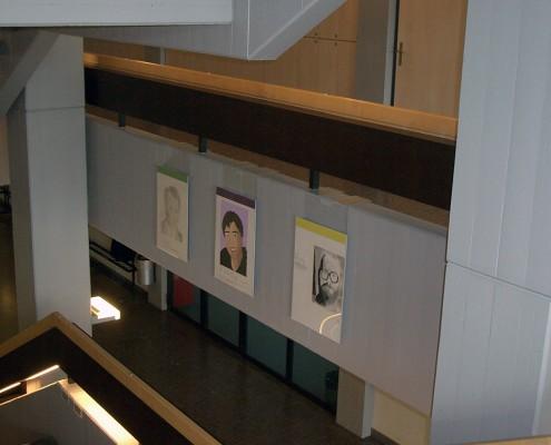 Acrylglasprodukte für Museen