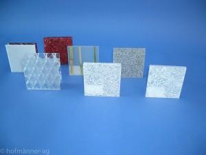 Acrylglas in der Architektur