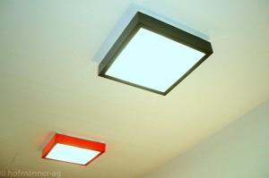Leuchtenabdeckung aus Acrylglas