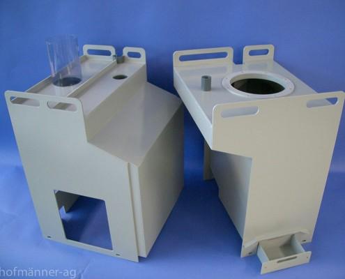 Produkte aus Kunststoff für den Maschinenbau