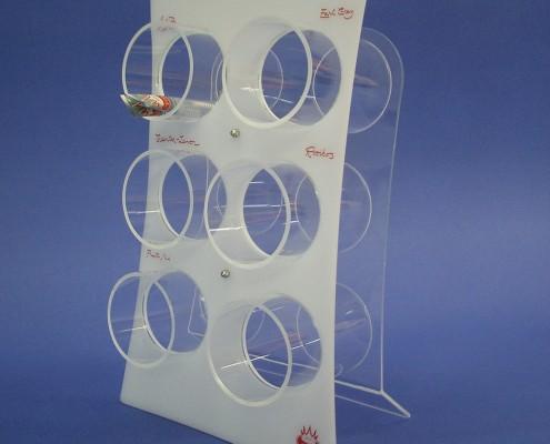 Acrylglas Produkte für die Gastronomie und Hotels