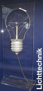 Lichttechnik aus Acrylglas