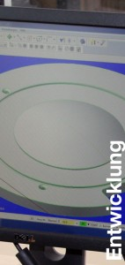 Acrylglas Entwicklung